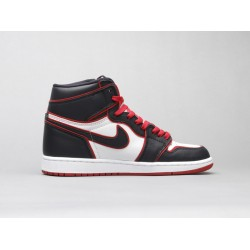 Air Jordan 1 High BloodLine Black Red