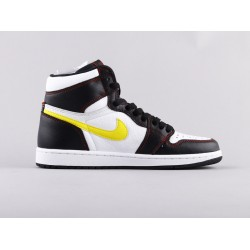 Air Jordan 1 High Dynamic Yellow Black