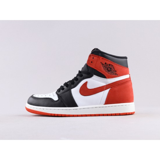 Air Jordan 1 Six Championships Red White Black