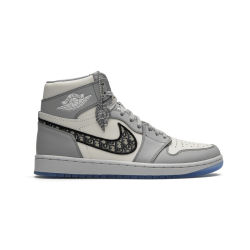 Air Jordan 1 High Dr Grey Black