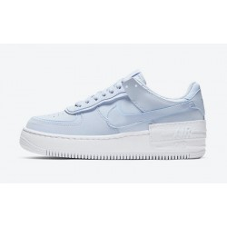 Nike Air Force 1 Shadow White Hydrogen Blue