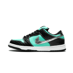 Nike Dunk Low Pro SB Tiffanys Aqua Chrome