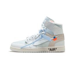 OFF WHITE x Air Jordan 1 OG High Retro White