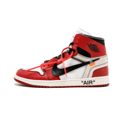 OFF WHITE x Air Jordan 1 Red