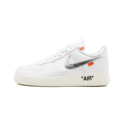OFF WHITE x Nike Air Force 1 07 White