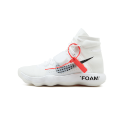 OFF WHITE x Nike Air Hyperdunk Flyknit White