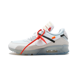OFF WHITE x Nike Air Max 90 White