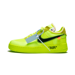 OFF WHITE x Nike Air Force 1 Low Green