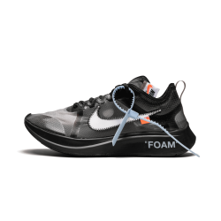 OFF WHITE x Nike Zoom Fly Black